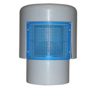 Aerator gri PP cu membrana D 110