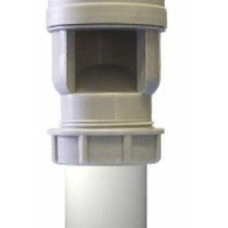 Aerator gri PP cu membrana D 32/40/50
