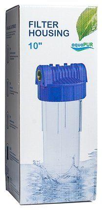 Cutie Carcasa albastra filtru aquaPUR Valrom