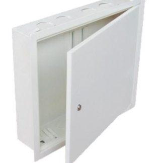 Caseta metal colectori D 1000x450x110-150 Valrom