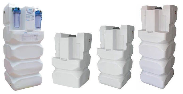 Gama sisteme si rezervoare Aquapur