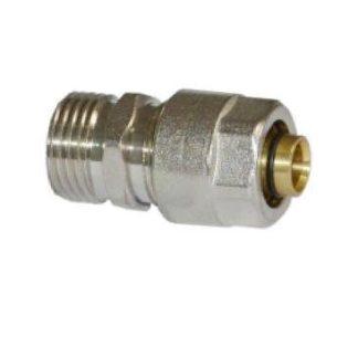 """Racord nichelat pexal D 16x1/2"""" FE"""