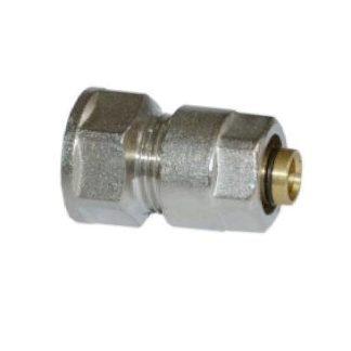 """Racord nichelat pexal D 16x1/2"""" FI"""