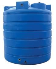Rezervor apa cilindric vertical suprateran V 5000 litri Valrom
