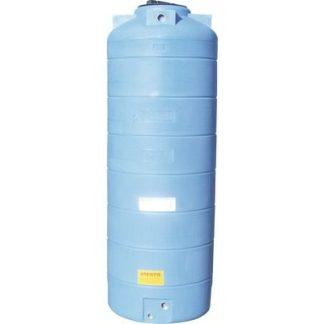 Rezervor apa cilindric vertical suprateran V 1000 litri Valrom