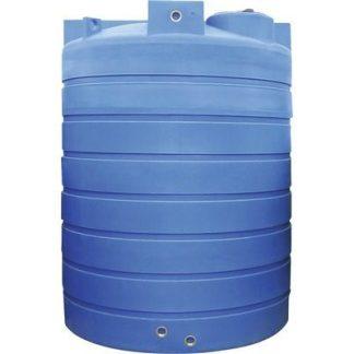 Rezervor apa cilindric vertical suprateran V 6500 litri Valrom