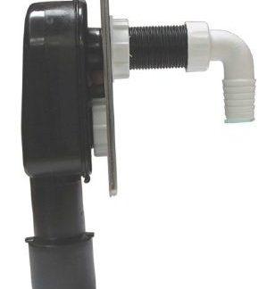 Sifon inox incastrat masina spalat D 40/50
