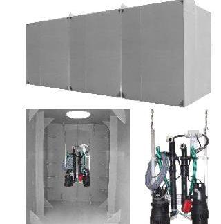Statie epurare SBR 37/50 cu 3 bazine PP Qmax=8.0 mc/zi