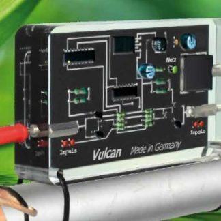 "Dispozitiv electronic Vulcan 5000 anticalcar-antirugina Dmin 1 1/2"" - Dmax 2''"