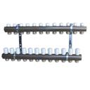 "Kit colector Quadro D1"" cu 12 circuite eurocon 3/4"""