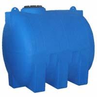 Rezervor apa cilindric orizontal suprateran V 3000 litri Valrom